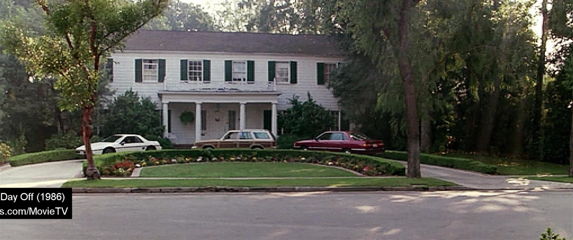 Ferris Bueller - AAADescriptionAAA | MovieTVLocations.Tavres.com