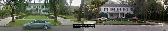Ferris Bueller's Day Off - Ferris' House - Tavres.com/MovieTV