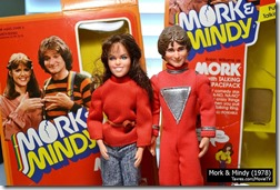Mork & Mindy dolls - Tavres.com/MovieTV