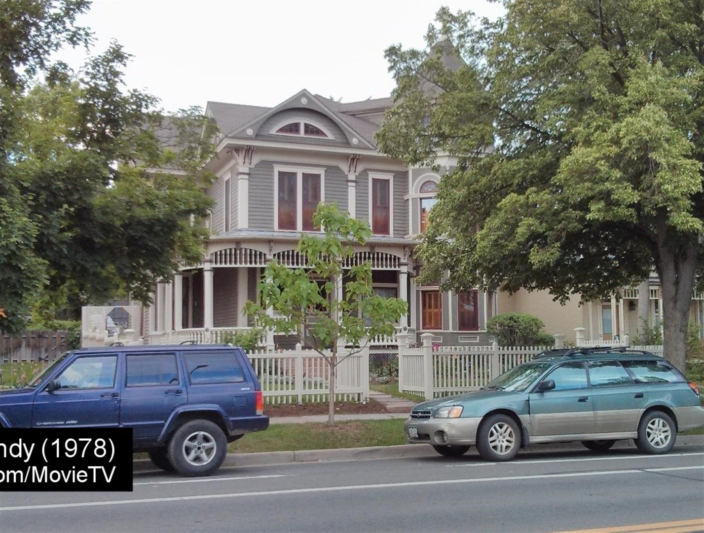 Mork & Mindy - BBBDescriptionBBB | MovieTVLocations.Tavres.com