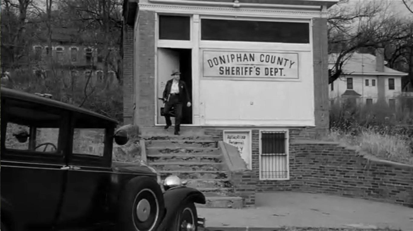 Paper Moon - Sheriff's Dept. | MovieTVLocations.Tavres.com