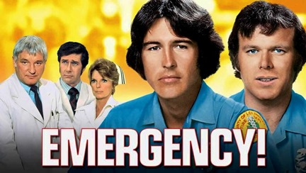 Emergency! - Riverside Drive & Toluca Lake