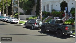 Fletch's apartment - Google Street View