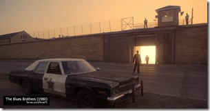 Prison - 1980 - Jake's release
