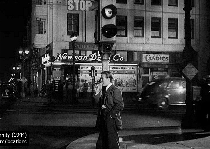 Double Indemnity - AAADescriptionAAA | MovieTVLocations.Tavres.com